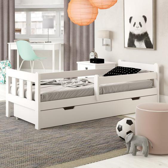 Kinderbett mit Schublade