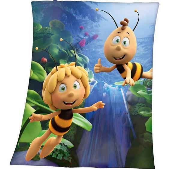 Kinderdecke »Biene Maja«, Die Biene Maja, mit tollem Biene Maja und Willi Motiv