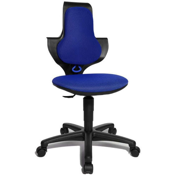 Kinderdrehstuhl Schreibtischstuhl Bürostuhl Topstar Ergo Scool Blau