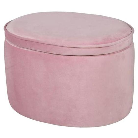 Kinderhocker Lil in rosa
