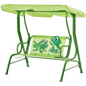 Kinderschaukel | grün | 108 cm | 110 cm |