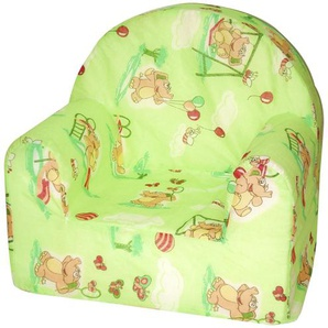 Kindersessel | grün | 38 cm | 51 cm |