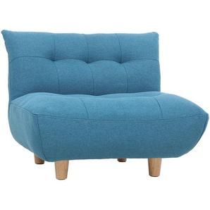 Kindersessel skandinavisch Blaugrün BABY YUMI
