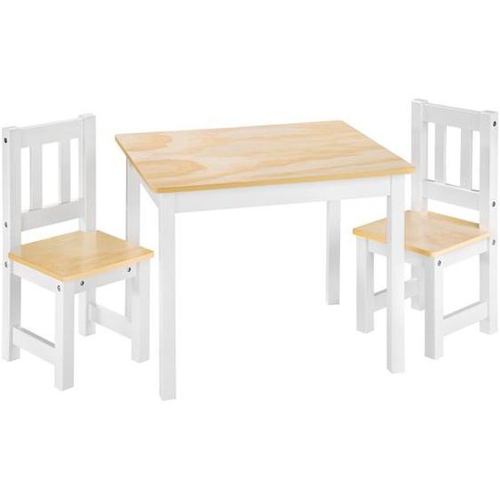 Kindersitzgruppe Alice - weiß