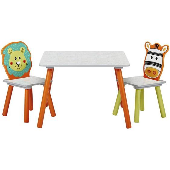Kindersitzgruppe   mehrfarbig  