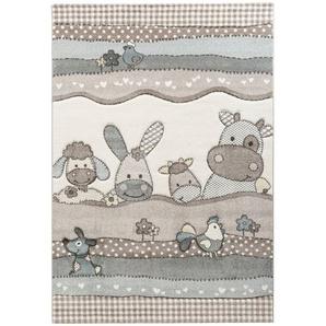 Kinderteppich, Bunt, Polypropylen 160 x 230 cm