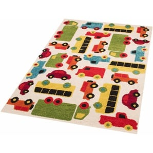 Kinderteppich »Cars Mason«, Zala Living, rechteckig, Höhe 8 mm