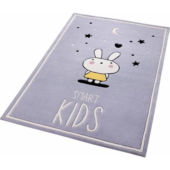 Kinderteppich »Conny«, SMART KIDS, rechteckig, Höhe 10 mm