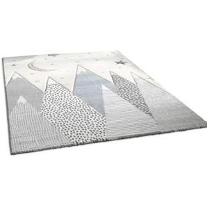 Kinderteppich, Creme, Polypropylen 160 x 230 cm