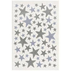 KINDERTEPPICH 160/230 cm Creme, Silberfarben: KINDERTEPPICH 160/230 cm Creme, Silberfarben