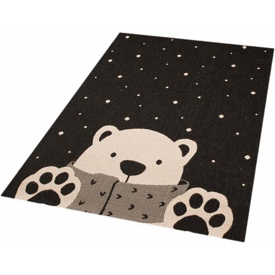 Kinderteppich »Icebear Stan«, Zala Living, rechteckig, Höhe 4 mm, Spielteppich, besonders weich durch Microfaser