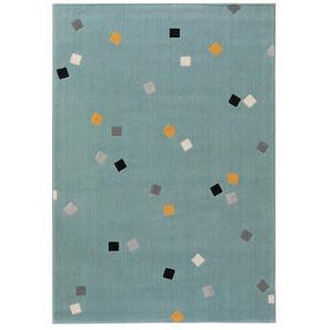 Kinderteppich Juno Türkis 160x230 cm