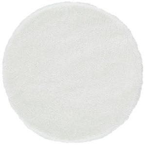 Kinderteppich  Lämmchen ¦ creme ¦ 100% Polyester, Suede-Rücken, Synthethische FasernØ: [80.0] Teppiche  Kinderteppiche » Höffner
