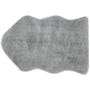 Kinderteppich  Lämmchen ¦ grau ¦ Lammfellimitat: 100% Polyester ¦ Maße (cm): B: 55 Teppiche  Kinderteppiche » Höffner