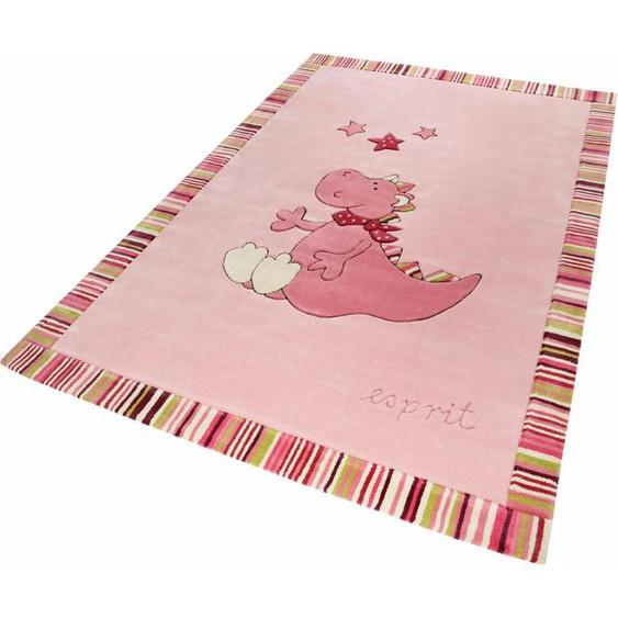 Kinderteppich »Sweet Dragon«, Esprit, rechteckig, Höhe 10 mm