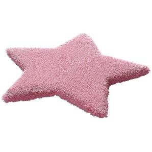 Kinderteppich »Zauberstern«, Bellybutton, sternförmig, Höhe 30 mm