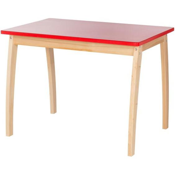 Kindertisch  Premium ¦ rot