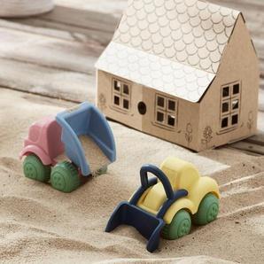 Kipplaster und Bagger - Mehrfarbig -