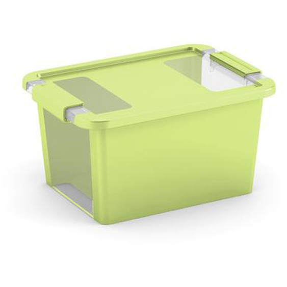KIS Aufbewahrung Bi Box S Light Green 11 l