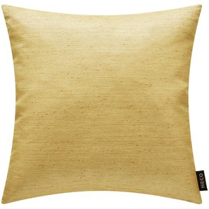 Kissen - gelb - 100% Federfüllung - 40 cm | Möbel Kraft
