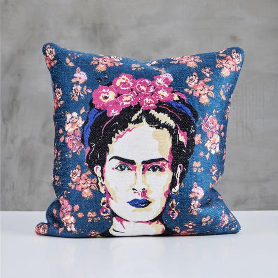 Kissen Raffaria Frida Kahlos Lächeln