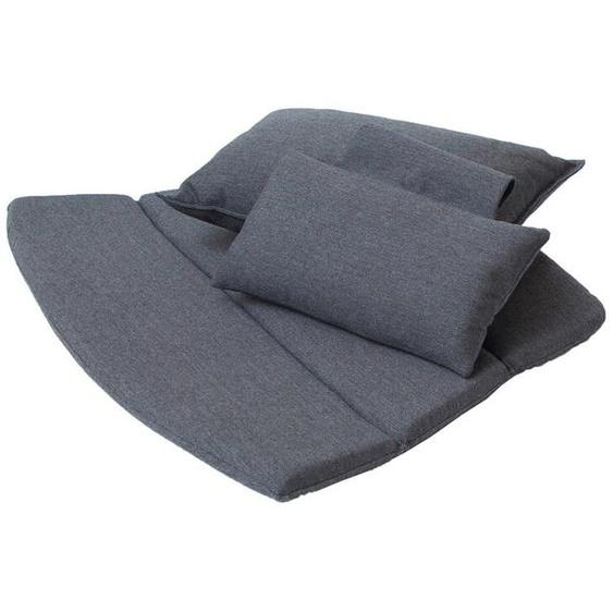 Kissen-Satz für Breeze Highback Sessel schwarz, 3/18/26x62/32/39x55/4/11 cm