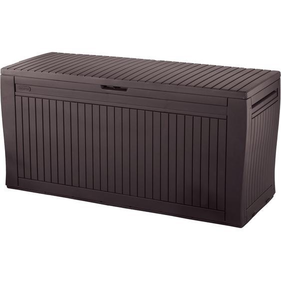 Kissenbox Comfy Braun