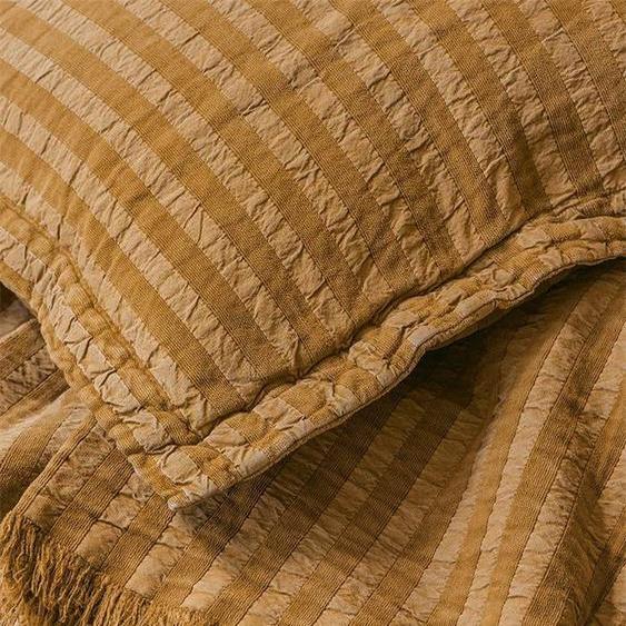 Kissenhülle Zimt - bunt - 100 % Baumwolle - Zierkissen & Polsterrollen  Zierkissen - Kissenbezüge
