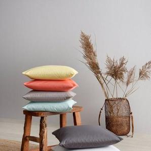 Kissenhüllen »Neele«,  products (2 Stück), aus reiner Bio-Baumwolle