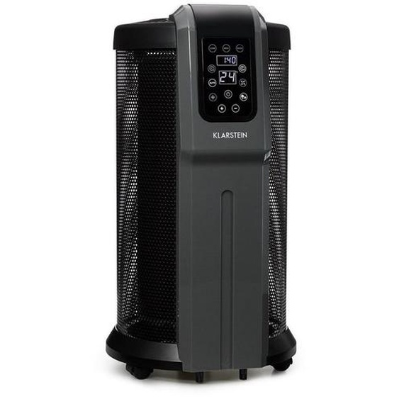 Klarstein 360°-Heizstrahler 2200W Thermostat »Datscha Digital«
