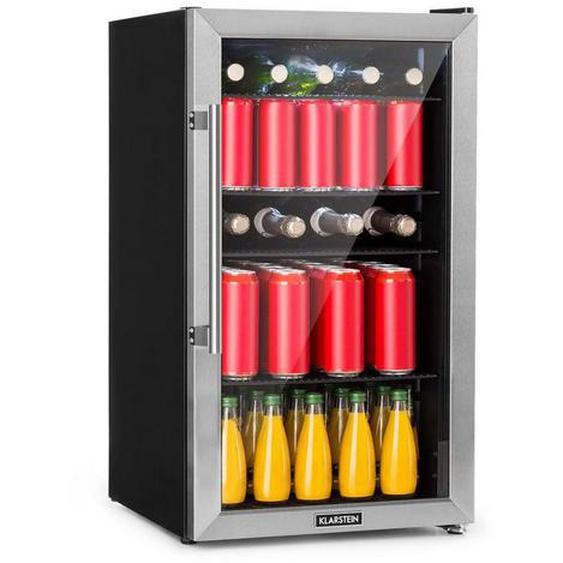 Klarstein 3XL Kühlschrank 98 L 4 Einlegeböden7 Stufen »Beersafe«