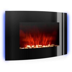 Klarstein elektrischer Kamin 2000W LED Flammen Fernbedienung »LAUSANNE«
