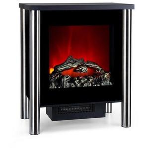 Klarstein Elektrischer Kamin 950/1900 W Thermostat LED-Flammenillusion »Copenhagen«