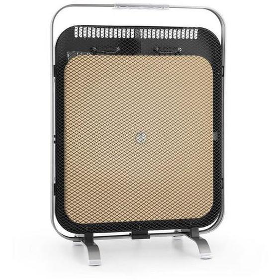 Klarstein HeatPal Marble Blackline Infrarot-Heizung 1300W »HeatPalMarble«