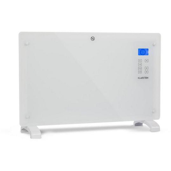 Klarstein Konvektions-Heizgerät Thermostat Timer 2000W 30m² weiß »Norderney 2000W«