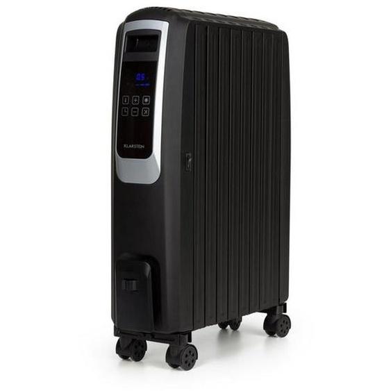 Klarstein Ölradiator 2500W 10-30° C Timer Fernbedienung »Thermx-Noir«