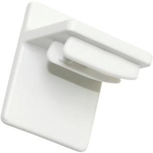 Sichtschutzbefestigung »Plissee Klebeträger«, WOHNIDEE-Kollektion, Plissees, (4-tlg)