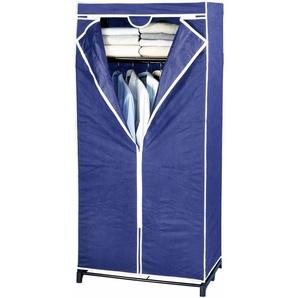 WENKO Kleider-Schrank Maße , blau, BxHxT, »Air«, strapazierfähig