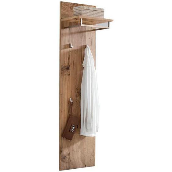 Kleiderpaneel mit Balkeneiche furniert 160 cm hoch