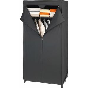 WENKO Kleiderschränke Maße »Deep Black«, schwarz, BxHxT, strapazierfähig