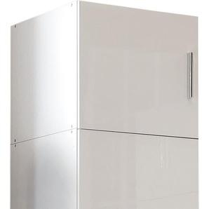 Kleiderschrankaufsatz | weiß | 45 cm | 40 cm | 54 cm |