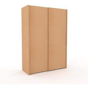 Kleiderschrank Buche, Holz - Individueller Designer-Kleiderschrank - 164 x 233 x 65 cm, Selbst Designen, nur bei