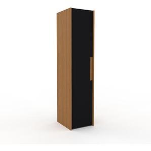 Kleiderschrank Eiche - Individueller Designer-Kleiderschrank - 54 x 233 x 62 cm, Selbst Designen, nur bei