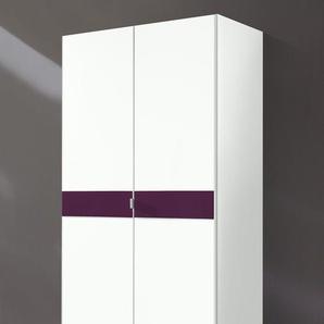 Kleiderschrank »Madrid«, lila