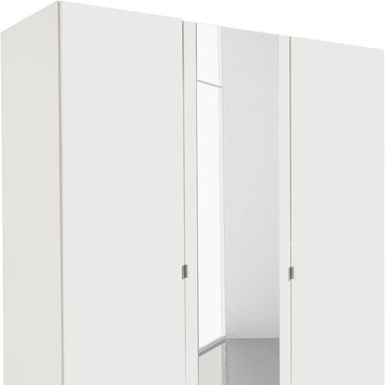 Kleiderschrank Steyr 140 x 193 54 (B H T) cm, 3-türig weiß Kinder Kinderschränke Kindermöbel Schränke