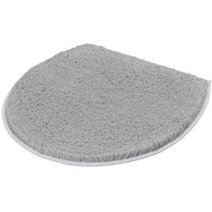 Kleine Wolke Deckelbezug, Grau, Polyacryl