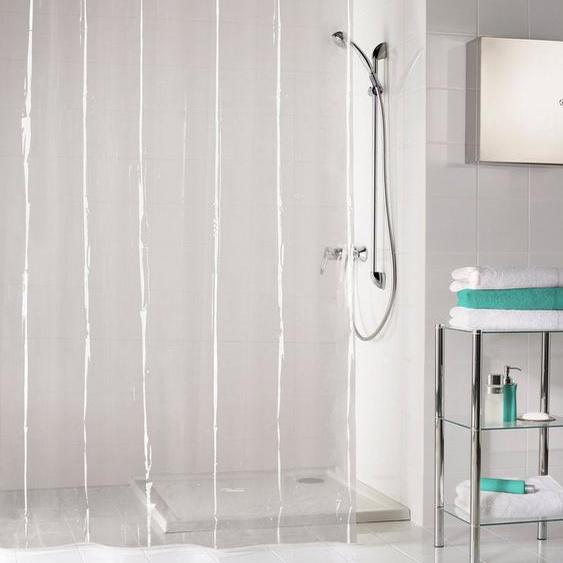 Kleine Wolke Duschvorhang »Claro« Breite 180 cm, 180 cm Breite
