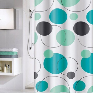 MEUSCH Duschvorhang »Cycle«, Breite 180 cm