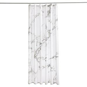 Kleine Wolke Duschvorhang ,Weiß ,Polyester