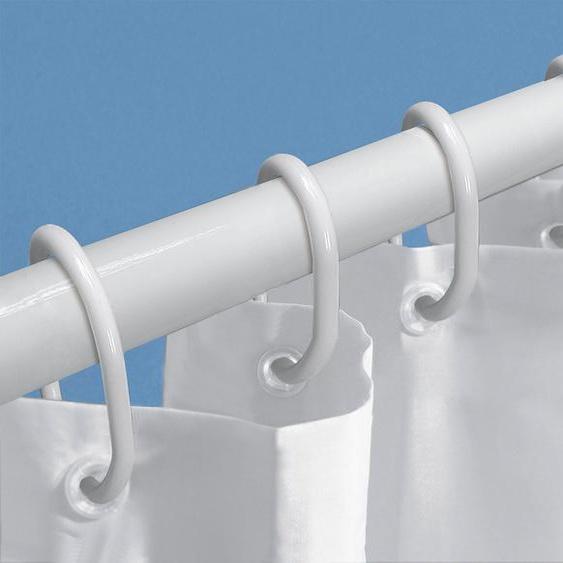 Kleine Wolke Duschvorhang »Rollo« Breite 180 cm, (3-tlg)